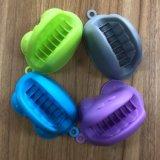 新しいデザインシリコーンの台所用品の手袋を焼く防水多色刷りのオーブンのミット