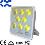 Commerce de gros nouveau étanches IP65 200W 250W 300W 400W 450W COB Projecteur à LED pour une utilisation extérieure