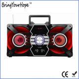 10W de puissance en bois Haut-parleur portable Bluetooth® avec microphone (XH-PS-719)