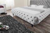 Домашняя мебель односпальной кровати ткани