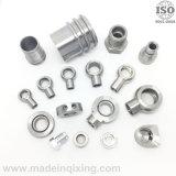 La parte di metallo lavorante di precisione di CNC della fabbrica ha personalizzato