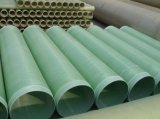 Faserverstärktes Faser-Glas-Zylinder-Gefäß-Rohr des PlastikFRP für chemische Lösung oder Wasser