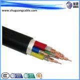 PVC изолировал и обшил защищаемый кабель системы управления