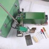 Máquina de soldadura do indicador do vinil do ar quente de Heatfounder Zx7000