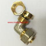 Kupferne materielle gute verkaufenCw617n Messingkomprimierung-Befestigung