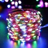 防水銅線LEDストリングライト5V