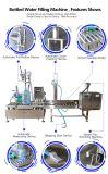 쉬운 작동 액체와 물 생산 라인, 자동적인 맥주 및 주스에 의하여 병에 넣어지는 충전물 기계