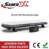 Venta caliente de 36 pulgadas de tir de la barra de luz LED para emergencia/Policía/CAMIÓN