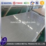 La Chine fournisseur AISI 304 430 Un revêtement en titane finition repère de la plaque en acier inoxydable