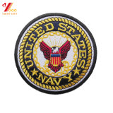 Exército redondas Bordados Patches para uniformes (YB-E-013)