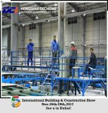 Cadena de producción del techo de la tarjeta de yeso con alta técnica