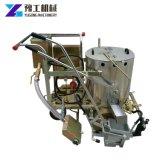 くわの溶解の熱可塑性の道の読取り不能行指示機構のペンキ機械