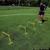 """Тренировка подвижности барьеров тренировки скорости футбола 12 """""""