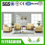 Софа офиса комбинации кожи мебели софы (OF-19)
