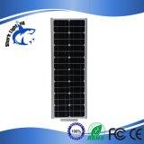 高い内腔屋外LEDランプ30Wの統合された太陽街灯