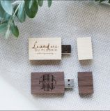 Madera Walnutmaple 2.0 USB Flash Memory Stick Pen Drive
