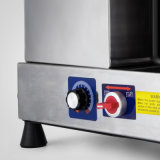 Лезвия металла машины 9L смесителя резца еды нержавеющей стали двойные