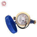 Medidor de agua Shell Multijet de latón