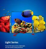 Druckgießende Aluminiuminnen-videowand der LED-Bildschirmanzeige-SMD2020 P4mm LED für das Bekanntmachen
