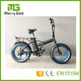 vélos pliables de la Chine E de petite bicyclette électrique de 48V 500W Ebikes avec la batterie au lithium