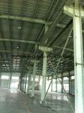 명확한 경간 건축 디자인 조립식 강철 구조물 Waerhouse