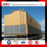 Contro tipo torre di raffreddamento (NSH-900-T) del quadrato di flusso