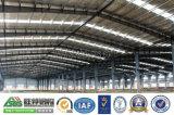 Edificio prefabricado de la fábrica de la estructura de acero de la larga vida de la alta calidad
