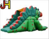 販売のための魅力的で膨脹可能な恐竜のスライド