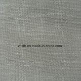 Tissu de capitonnage de toile blanc de meubles dans la base spéciale