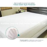 Il tessuto di formato 105GSM Tencel della regina con TPU impermeabilizza la protezione del materasso
