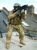 Livro Verde Piscina tácticas militares do exército de homens Painball uniforme da ACU