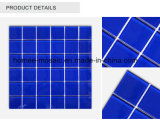 Tegel van de Pool van de Fabrikanten van het Mozaïek van het Glas van het Mozaïek van Foshan de Antislip Gemengde Blauwe