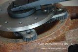 De diámetro 220 mm-600mm Grinder Válvula Válvula de compuerta para