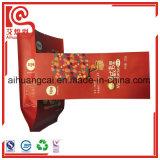 Las bolsas de plástico de empaquetado Nuts secadas con la impresión