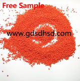 Pigment-Orange Masterbatch des LLDPE Träger-20%