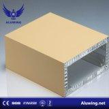 Isolamento térmico isolamento acústico Ahp Painel de alumínio alveolado revestimento de paredes