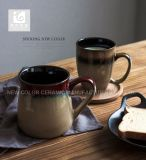Taza de Té de taza de café de gres Factory Logotipo personalizado