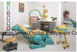 Strumentazione clinica dell'unità dentale di Childs del fumetto