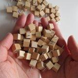 Поставщики домашних хозяйств в форме квадрата деревянные протолкните штифт для украшения