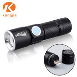 Pocket nachladbare Mini-USBportable-Taschenlampe
