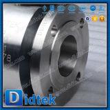 3 Polegadas Didtek forjadas em aço inoxidável duplex F51 Válvula de Esfera flutuante do banco de Metal