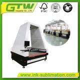 Elevado - máquina de estaca 1300*2500 do laser da câmera da altura para a estaca da tela