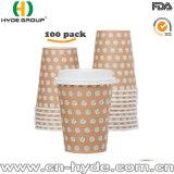Mejor calidad de vaso de papel con su propio diseño de Anqing