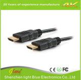 Vente chaude 3m 2.0 câble de 4K 60Hz 2160p HDMI