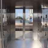 Ducha de aire automático de puertas