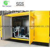 Gas-Zusatzkompressor verwendet für Ölfelder und andere Industrien