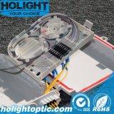 Intérieur/Extérieur de la boîte de raccordement à fibre optique FTTX