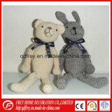 Jouet d'ours de crochet de main pour le cadeau promotionnel