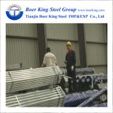 6m 3/4~2 Inches Pre Galvanized Steel Tubes
