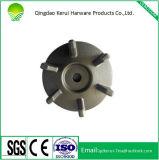 알루미늄 지원한 정밀도를 기계로 가공하는 주물 정밀도를 정지한다 주물을 정지하십시오
